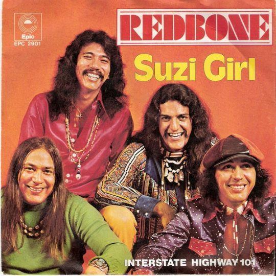 Coverafbeelding Suzi Girl - Redbone