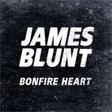 Coverafbeelding Bonfire Heart - James Blunt