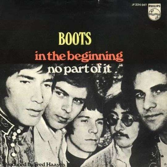 Coverafbeelding In The Beginning - Boots