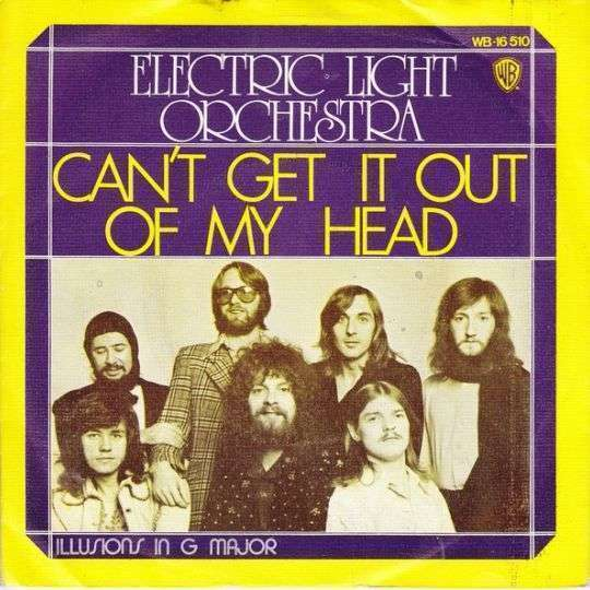 Coverafbeelding Can't Get It Out Of My Head - Electric Light Orchestra
