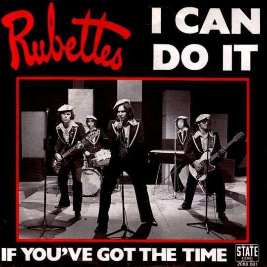 Coverafbeelding I Can Do It - Rubettes