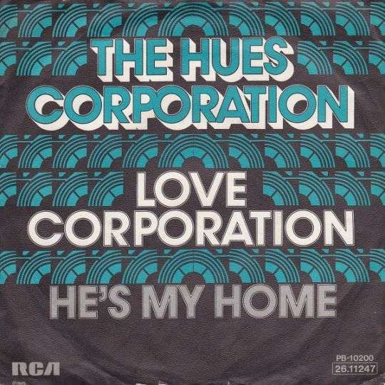 Coverafbeelding Love Corporation - The Hues Corporation