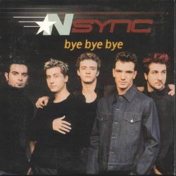 Coverafbeelding *Nsync - Bye Bye Bye
