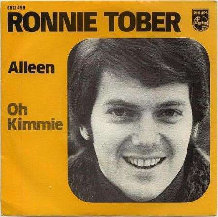 Coverafbeelding Alleen - Ronnie Tober