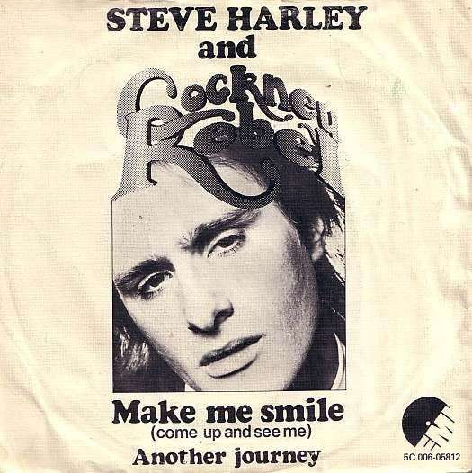 Coverafbeelding Steve Harley and Cockney Rebel - Make Me Smile (Come Up And See Me)