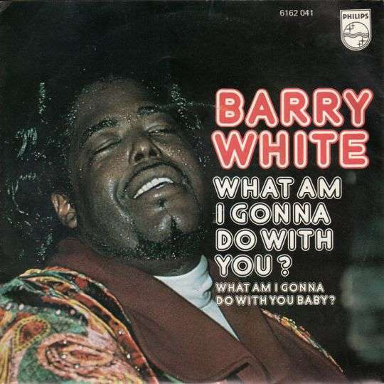 Coverafbeelding What Am I Gonna Do With You? - Barry White