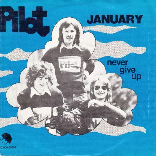 Coverafbeelding January - Pilot