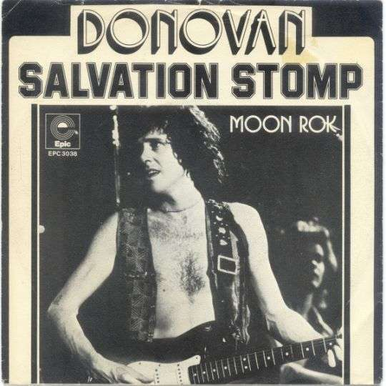 Coverafbeelding Salvation Stomp - Donovan