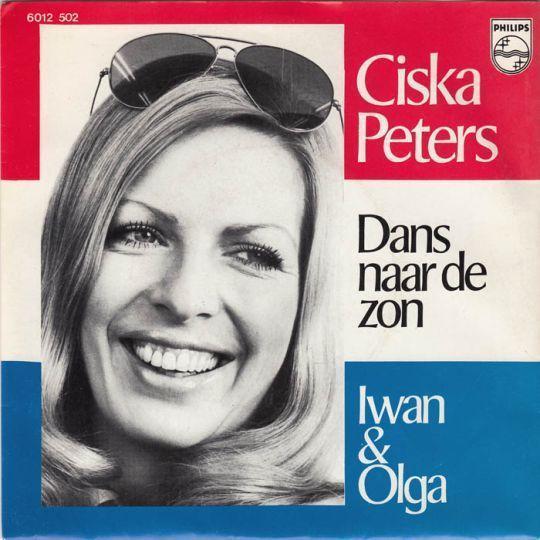 Coverafbeelding Dans Naar De Zon - Ciska Peters