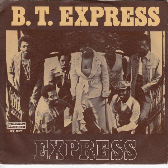 Coverafbeelding Express - B. T. Express