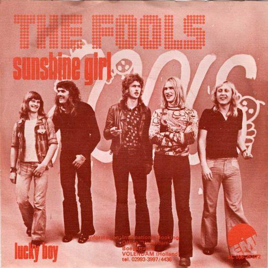 Coverafbeelding Sunshine Girl - The Fools