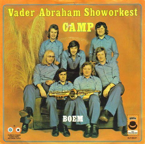 Coverafbeelding Camp - Vader Abraham Showorkest