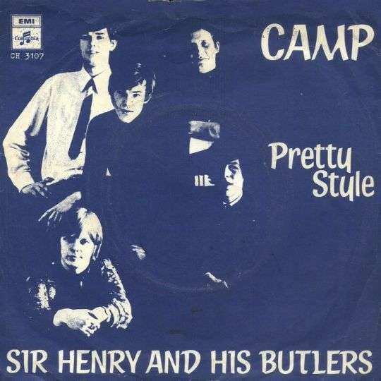 Coverafbeelding Sir Henry and His Butlers - Camp