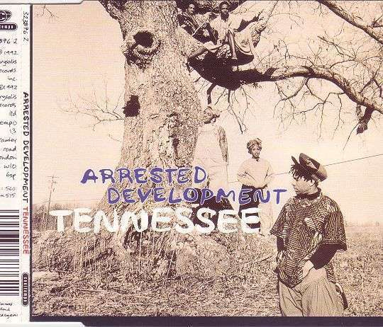 Coverafbeelding Tennessee - Arrested Development