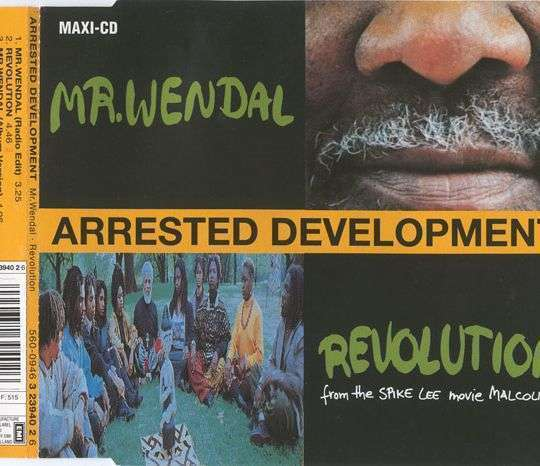 Coverafbeelding Mr. Wendal - Arrested Development