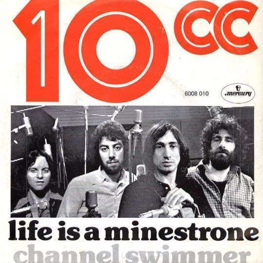 Coverafbeelding Life Is A Minestrone - 10cc