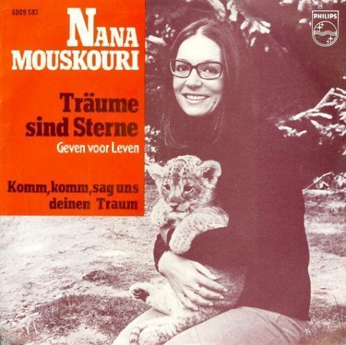 Coverafbeelding Träume Sind Sterne - Geven Voor Leven - Nana Mouskouri
