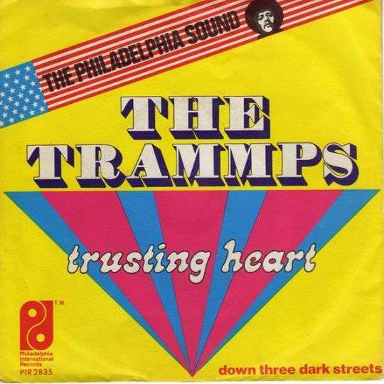 Coverafbeelding Trusting Heart - The Trammps