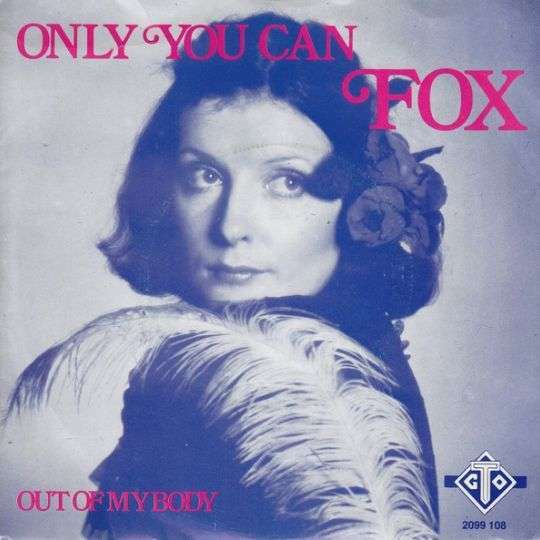 Coverafbeelding Fox - Only You Can