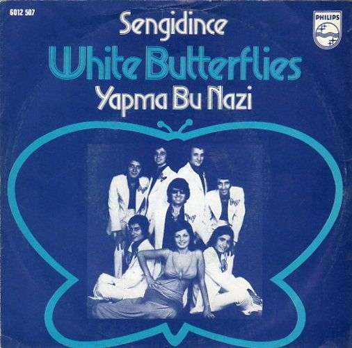 Coverafbeelding White Butterflies - Sengidince