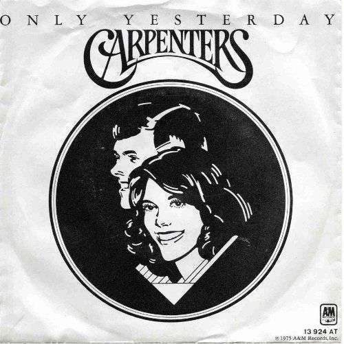 Coverafbeelding Only Yesterday - Carpenters
