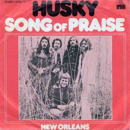 Coverafbeelding Song Of Praise - Husky