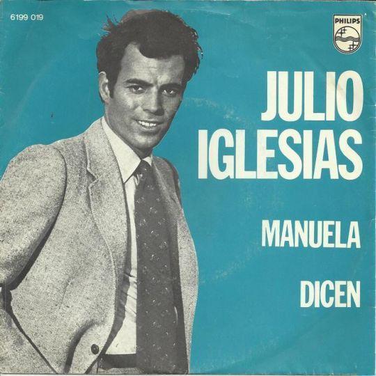 Coverafbeelding Manuela - Julio Iglesias