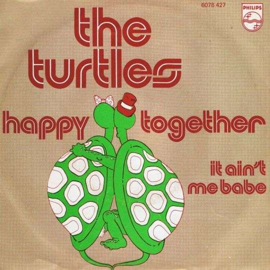 Coverafbeelding Happy Together - The Turtles