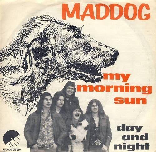 Coverafbeelding Maddog - My Morning Sun