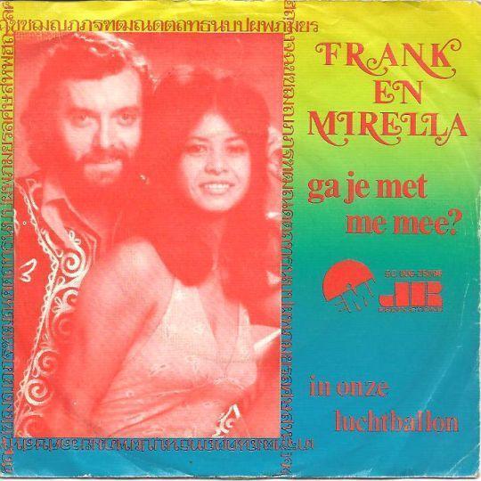Coverafbeelding Frank en Mirella - Ga Je Met Me Mee?