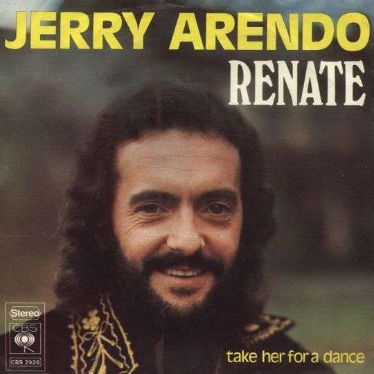 Coverafbeelding Jerry Arendo - Renate