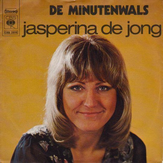 Coverafbeelding De Minutenwals - Jasperina De Jong