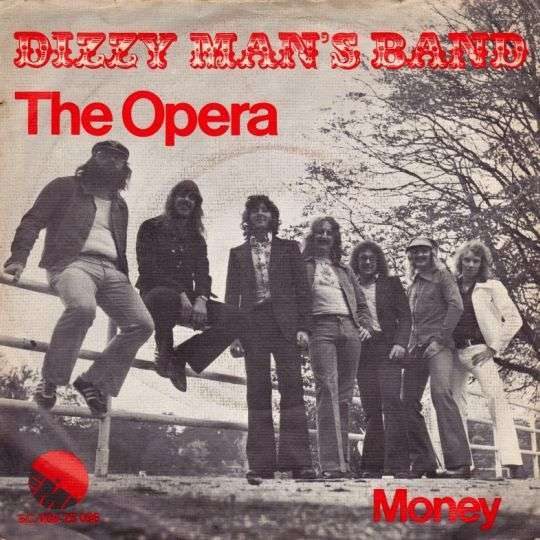 Coverafbeelding Dizzy Man's Band - The Opera