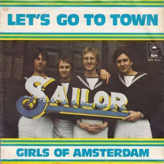 Coverafbeelding Let's Go To Town - Sailor