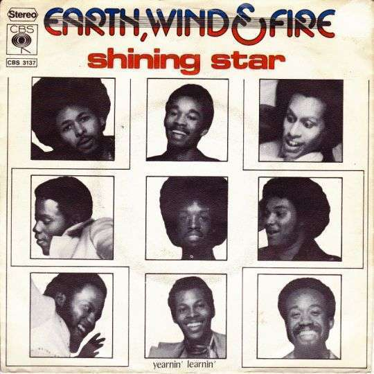 Coverafbeelding Shining Star - Earth, Wind & Fire