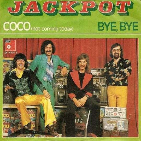 Coverafbeelding Coco (Not Coming Today) - Jackpot