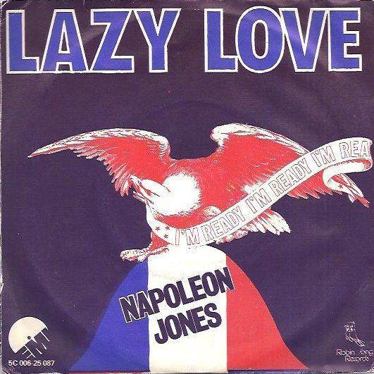 Coverafbeelding Lazy Love - Napoleon Jones