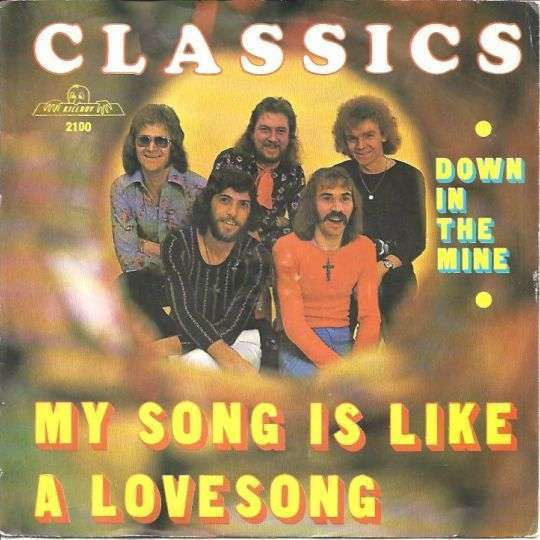 Coverafbeelding Classics - My Song Is Like A Lovesong