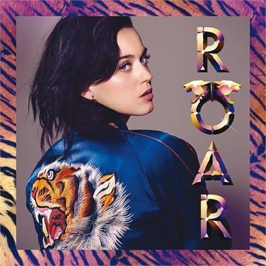 Coverafbeelding katy perry - roar