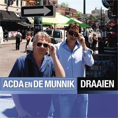 Coverafbeelding Draaien - Acda En De Munnik