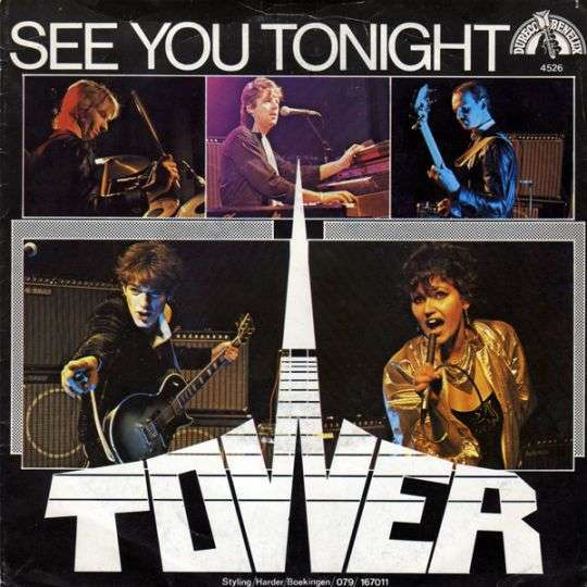 Coverafbeelding Tower - See You Tonight
