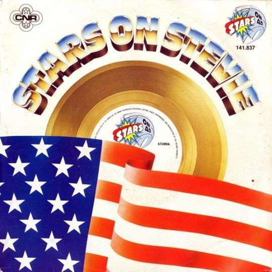 Coverafbeelding Stars On Stevie - Stars On 45