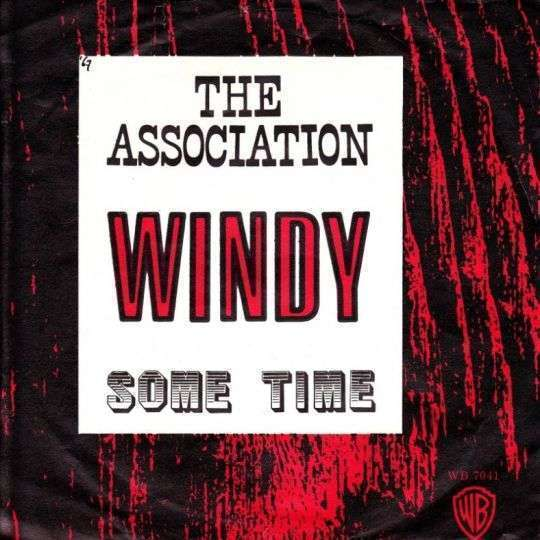 Coverafbeelding Windy - The Association