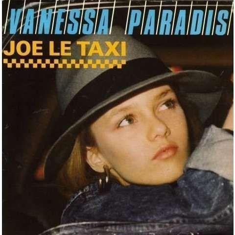 Coverafbeelding Vanessa Paradis - Joe Le Taxi
