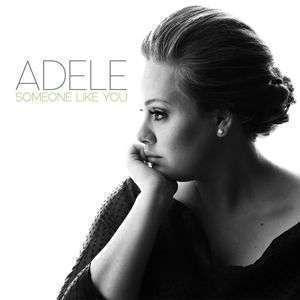 Coverafbeelding Someone Like You - Adele