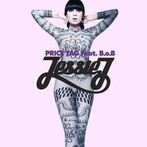 Coverafbeelding Price Tag - Jessie J Feat. B.o.b