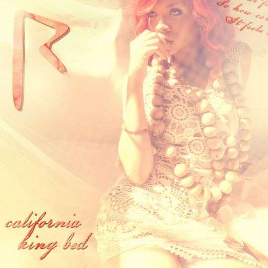 Coverafbeelding Rihanna - California king bed