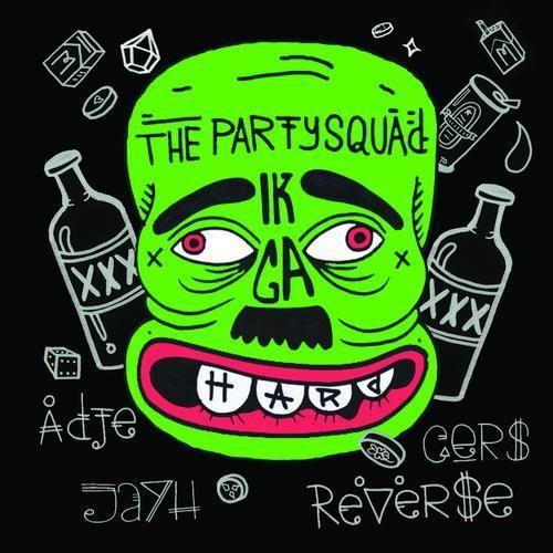 Coverafbeelding Ik Ga Hard - The Partysquad & Adje & Gers & Jayh & Reverse