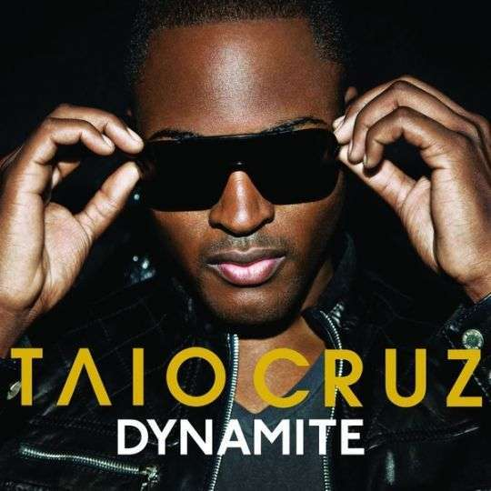 Coverafbeelding Dynamite - Taio Cruz