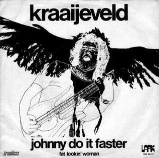 Coverafbeelding Johnny Do It Faster - Kraaijeveld